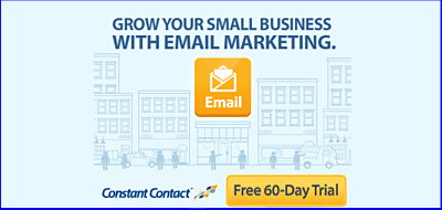 Grow your small business with email marketing through Constant Contact